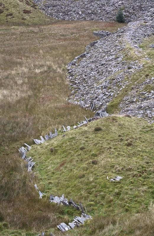 Cwm Penmachno Walk Curves11