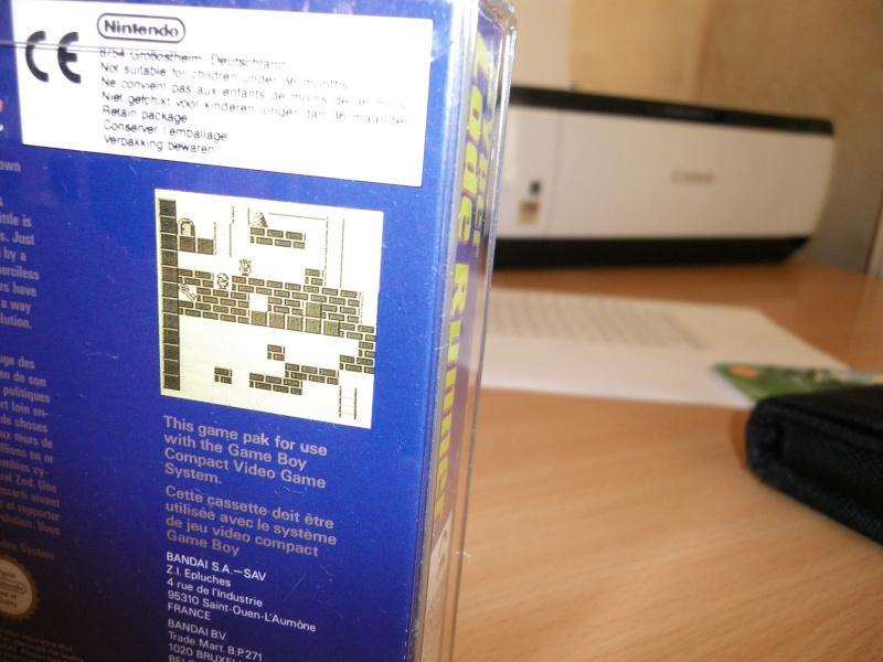 Coques de protection pour boîtes GB Imgp6918