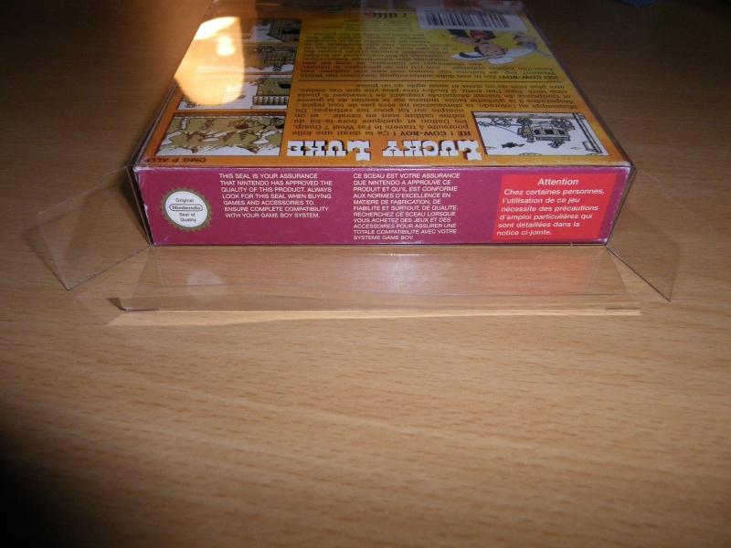 Coques de protection pour boîtes GB Imgp6920