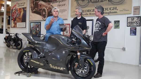 Taylormade - Brough Superior - Moto2 Racer 11011319