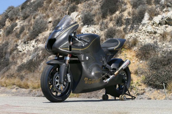 Taylormade - Brough Superior - Moto2 Racer 11011320