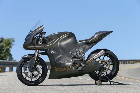 Taylormade - Brough Superior - Moto2 Racer 11011321