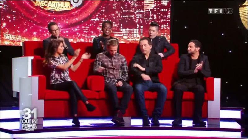 """[31.12.13] Chris Marques dans """"Le 31 Tout Est Permis Avec Arthur"""" #31TEP  610"""
