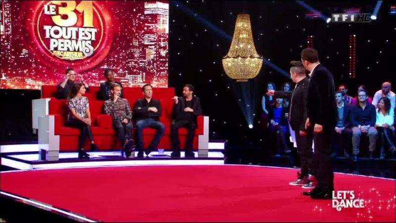 """[31.12.13] Chris Marques dans """"Le 31 Tout Est Permis Avec Arthur"""" #31TEP  Vlcsn312"""