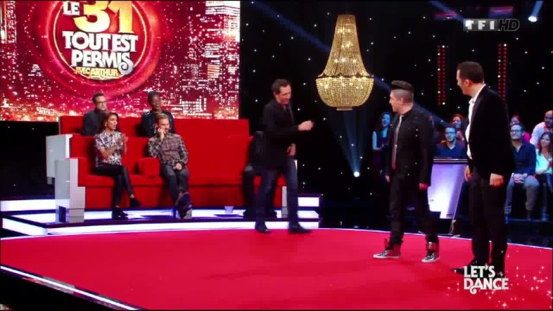 """[31.12.13] Chris Marques dans """"Le 31 Tout Est Permis Avec Arthur"""" #31TEP  Vlcsn313"""