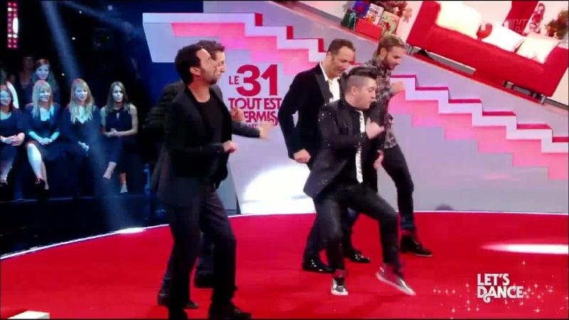 """[31.12.13] Chris Marques dans """"Le 31 Tout Est Permis Avec Arthur"""" #31TEP  Vlcsn318"""