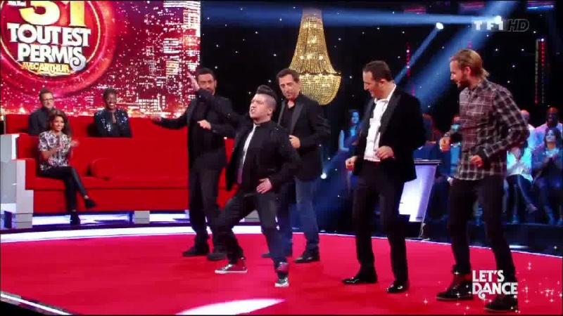 """[31.12.13] Chris Marques dans """"Le 31 Tout Est Permis Avec Arthur"""" #31TEP  Vlcsn321"""