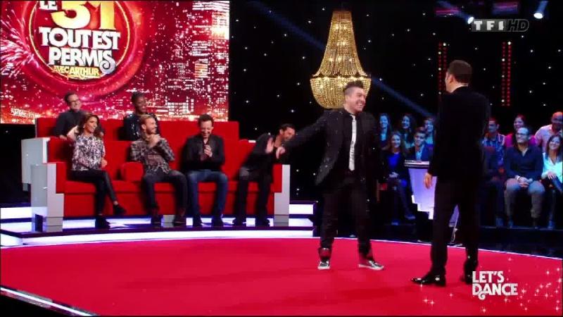 """[31.12.13] Chris Marques dans """"Le 31 Tout Est Permis Avec Arthur"""" #31TEP  Vlcsn329"""