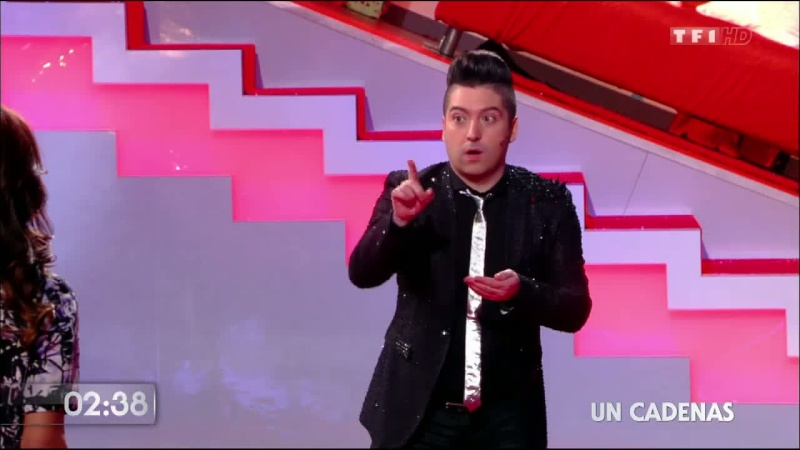 """[31.12.13] Chris Marques dans """"Le 31 Tout Est Permis Avec Arthur"""" #31TEP  Vlcsn359"""