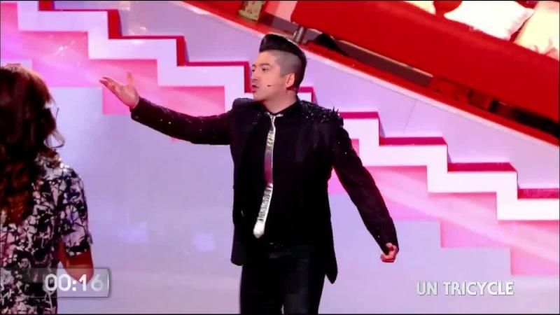"""[31.12.13] Chris Marques dans """"Le 31 Tout Est Permis Avec Arthur"""" #31TEP  Vlcsn375"""