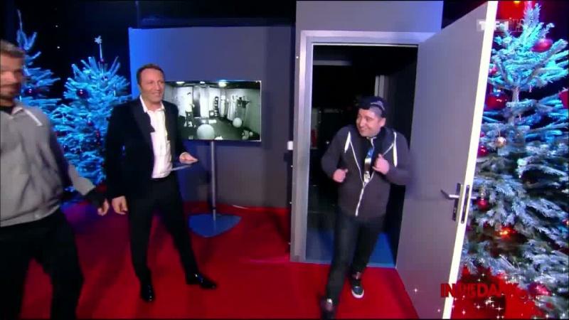 """[31.12.13] Chris Marques dans """"Le 31 Tout Est Permis Avec Arthur"""" #31TEP  Vlcsn409"""