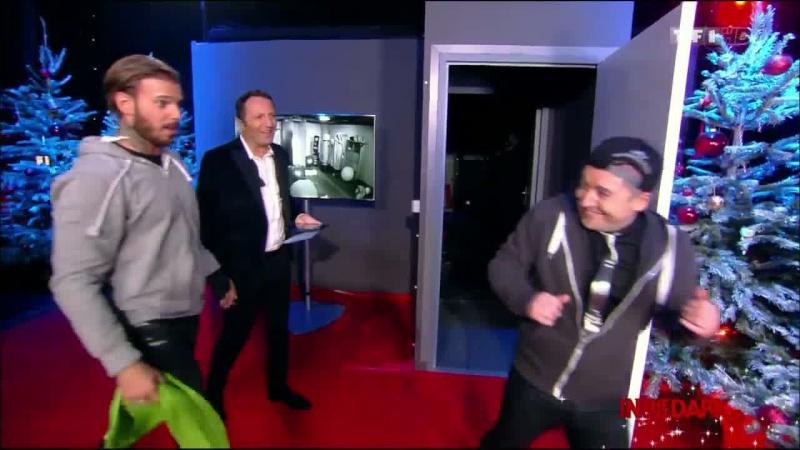 """[31.12.13] Chris Marques dans """"Le 31 Tout Est Permis Avec Arthur"""" #31TEP  Vlcsn410"""