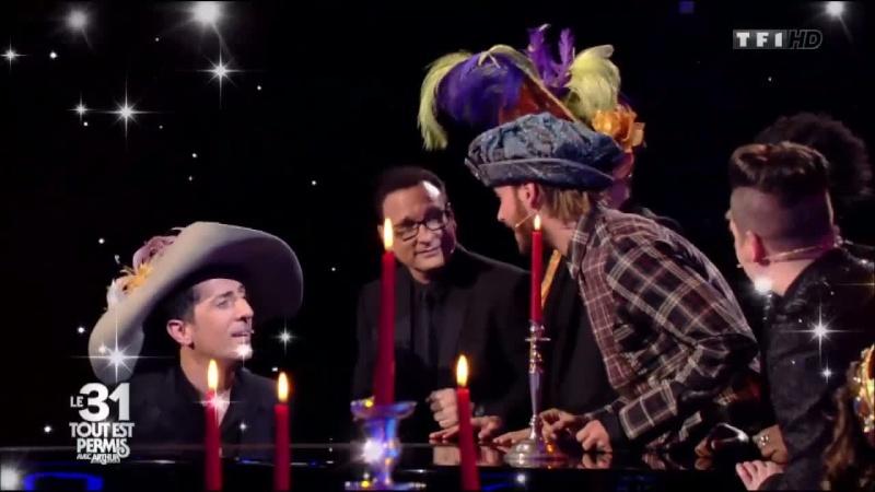 """[31.12.13] Chris Marques dans """"Le 31 Tout Est Permis Avec Arthur"""" #31TEP  Vlcsn414"""