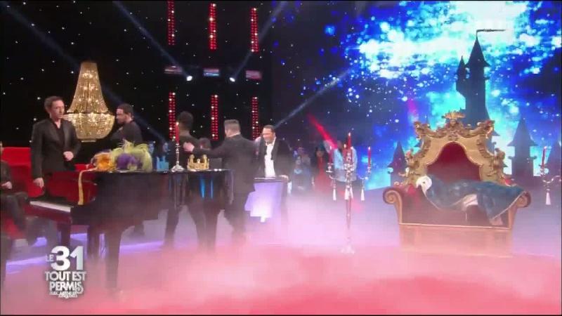 """[31.12.13] Chris Marques dans """"Le 31 Tout Est Permis Avec Arthur"""" #31TEP  Vlcsn422"""
