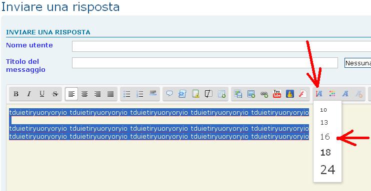 5th >>> istruzioni per l'uso degli editor text  Enlarg12