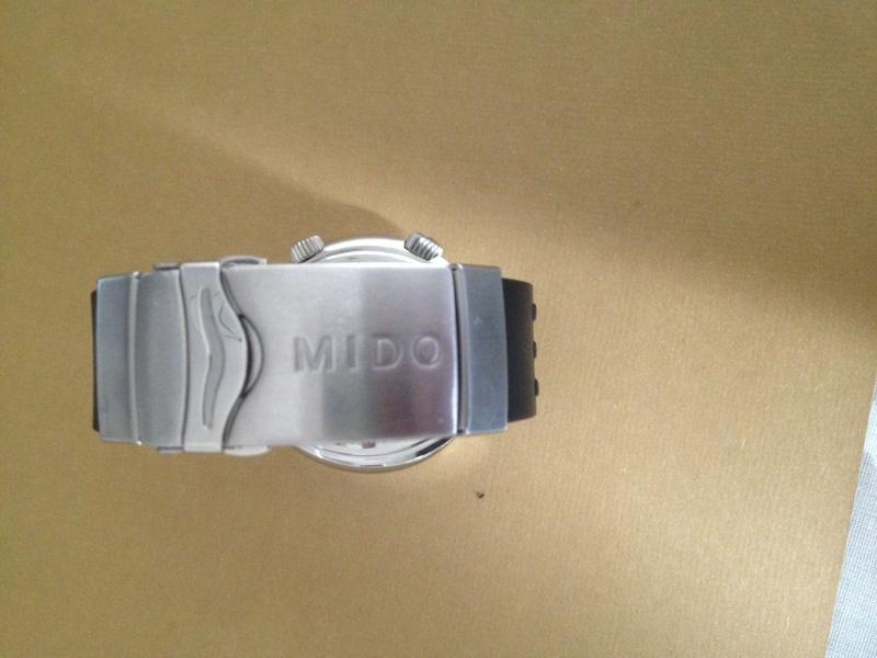 DIVER - MIDO ALL DIAL DIVER Mido411