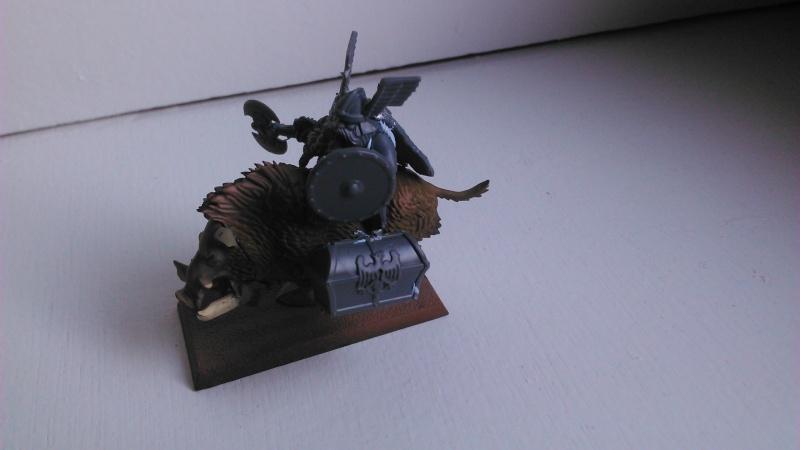 [Mercenaire V8] Conversion puis peinture d' une nouvelle armée à thème Dsc_0038