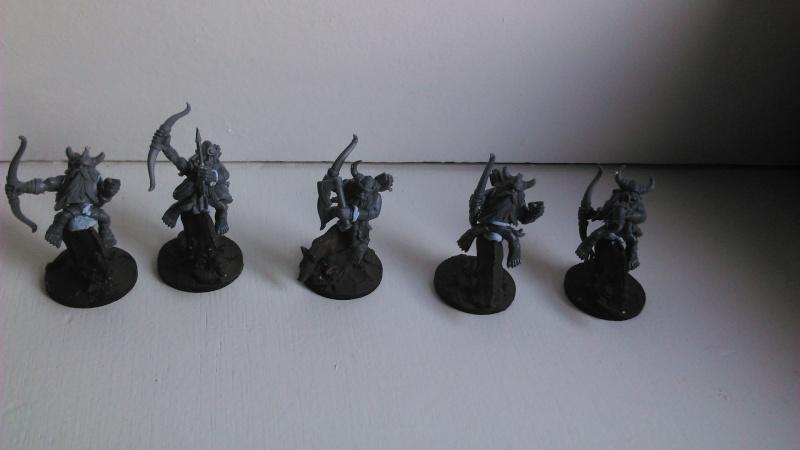 [Mercenaire V8] Conversion puis peinture d' une nouvelle armée à thème Dsc_0040