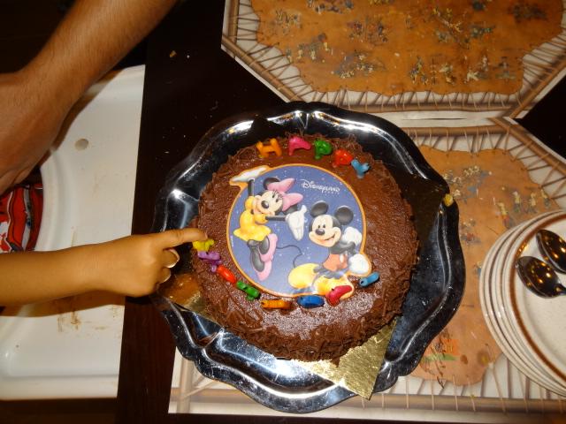 Anniversaire à disneyland paris Disney10