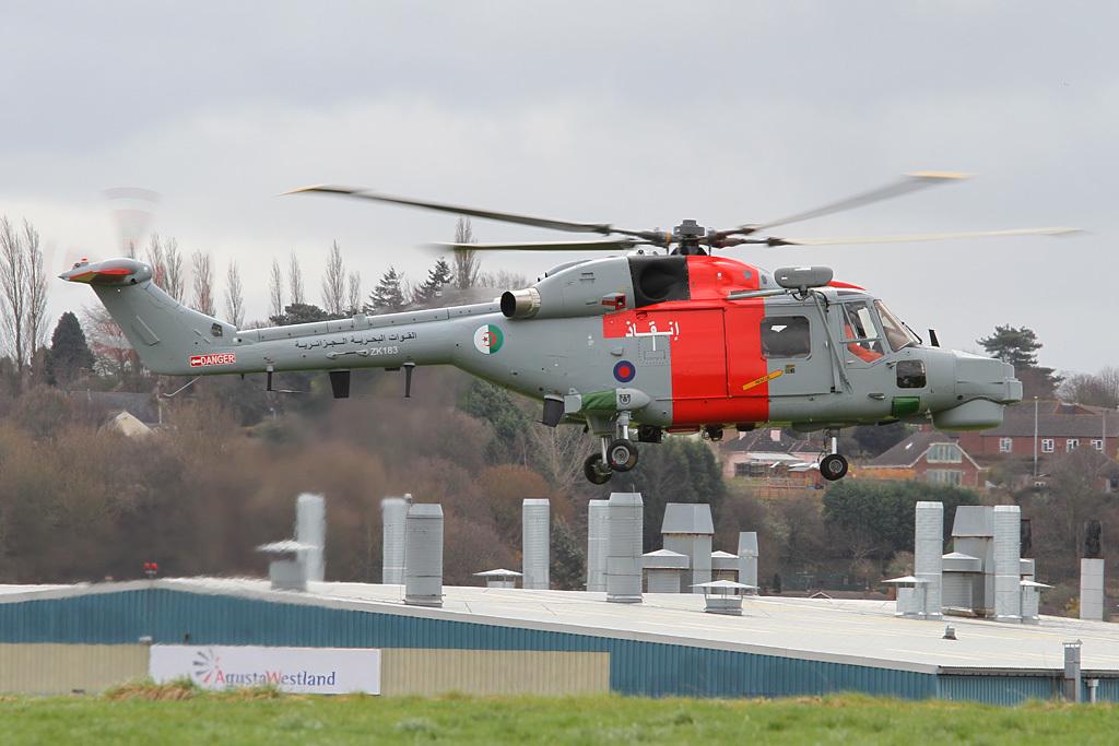 Westland Super Lynx MK130 G171010