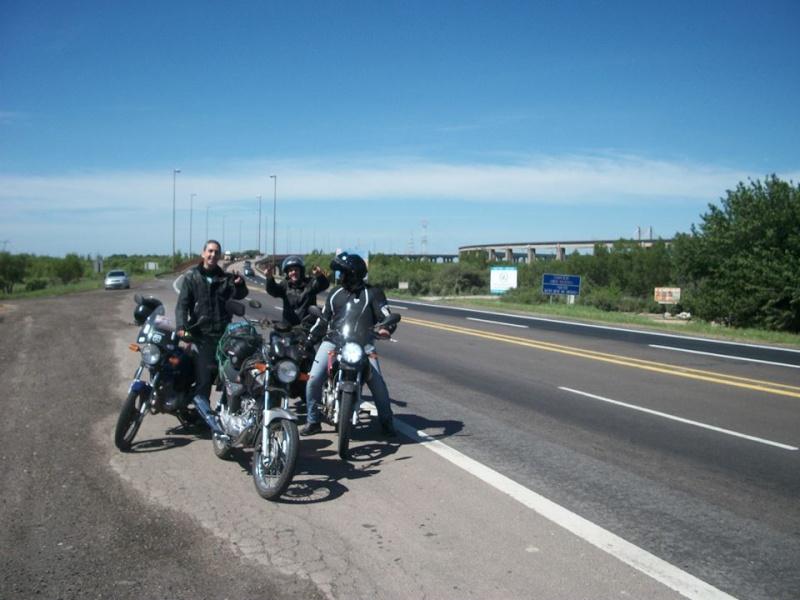 Mercenarios 04:  23 a 25/11 - Uruguayana y Uruguay (Viaje aniversario del foro) - Página 11 Puente10