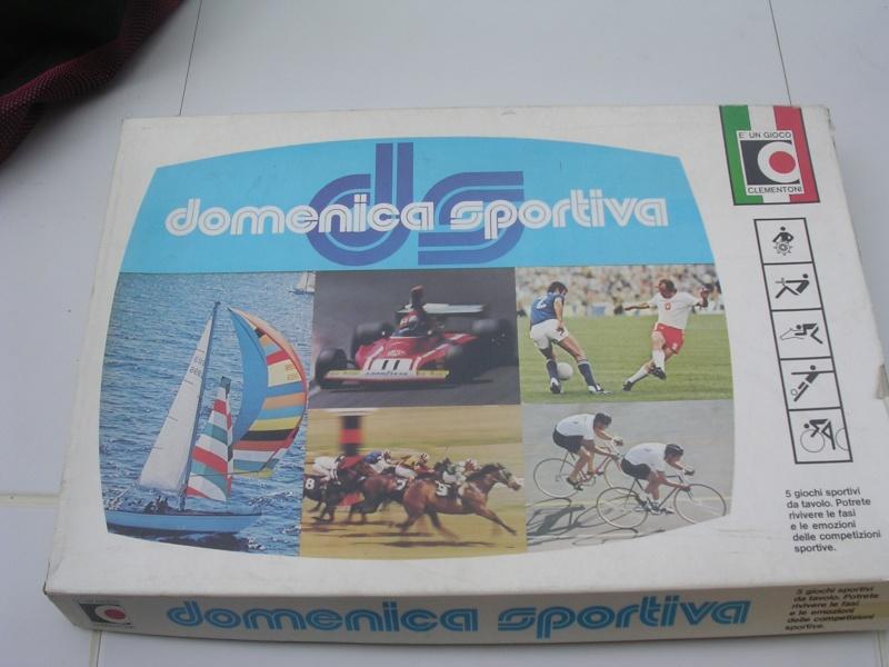 vendo LA DOMENICA SPORTIVA COMPLETO 00419