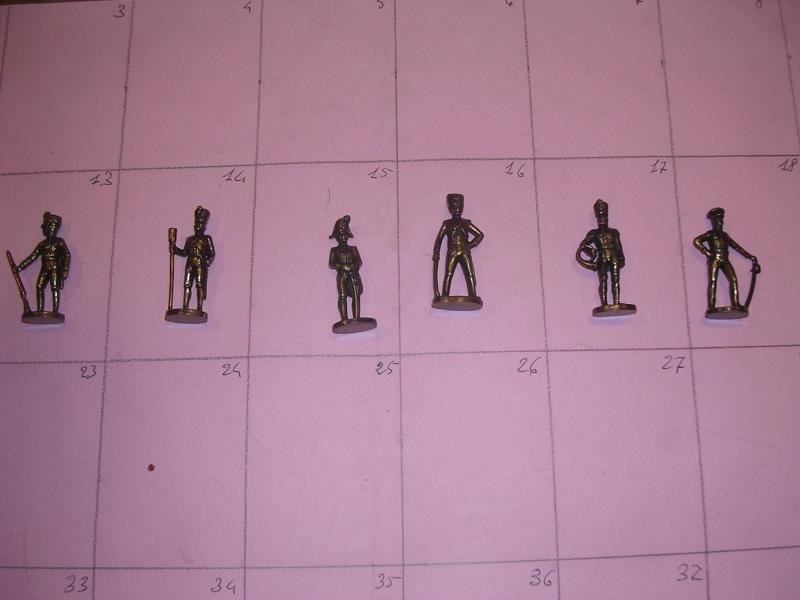 soldatini kinder in metallo 00612