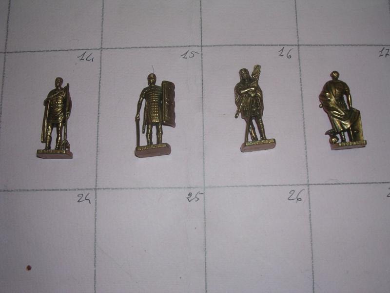 soldatini kinder in metallo 00714