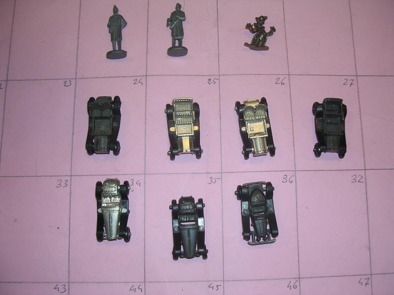 soldatini kinder in metallo 00811