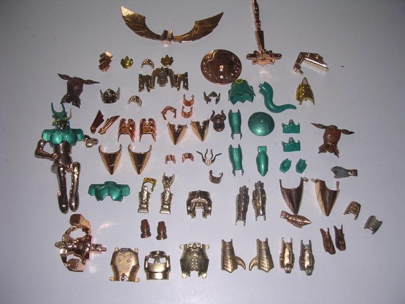 Cavalieri dello Zodiaco completi non completi 00910