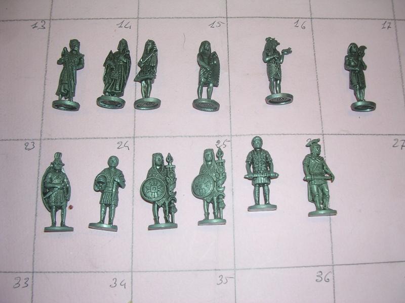 soldatini kinder in metallo 00913