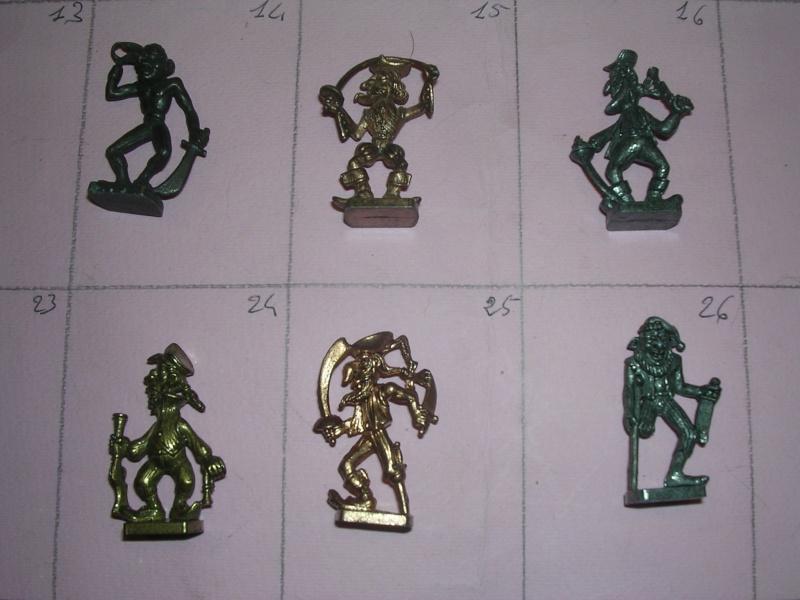 soldatini kinder in metallo 01013