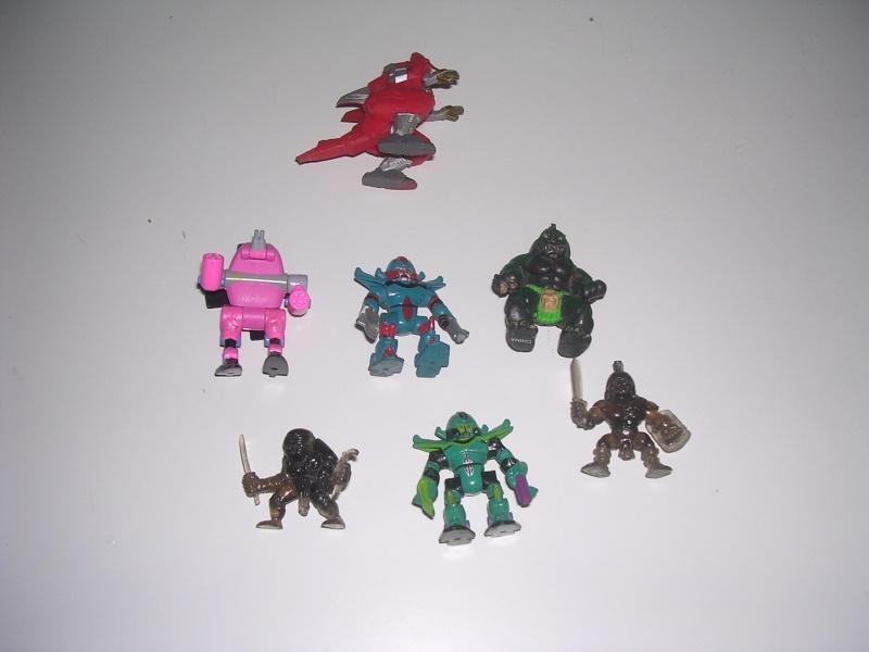 CERCO MICROROBOTS - Robottini anni 90 01611