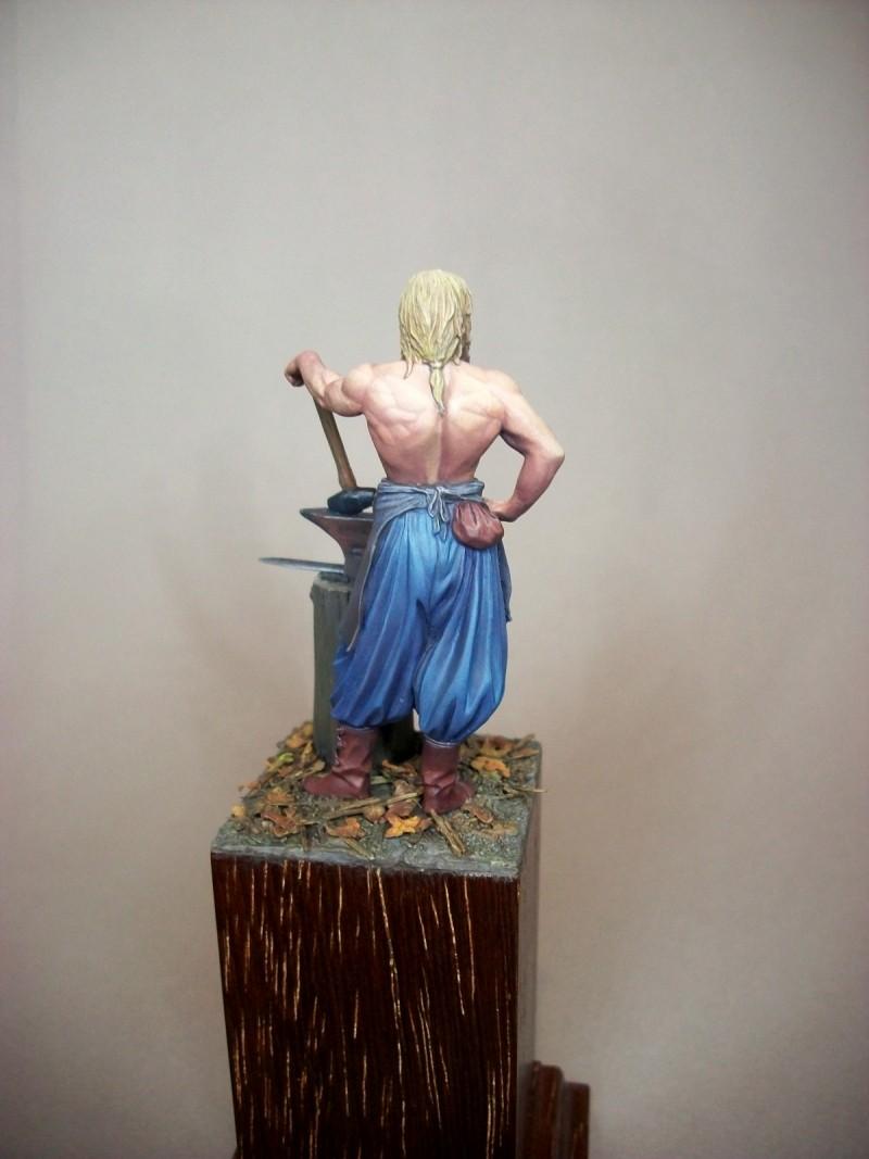 Andrea Miniatures-SV03-Norse Blacksmith 100_5511