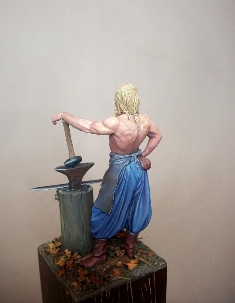 Andrea Miniatures-SV03-Norse Blacksmith 100_5512