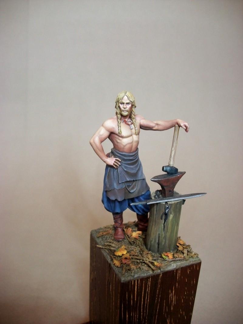 Andrea Miniatures-SV03-Norse Blacksmith 100_5513