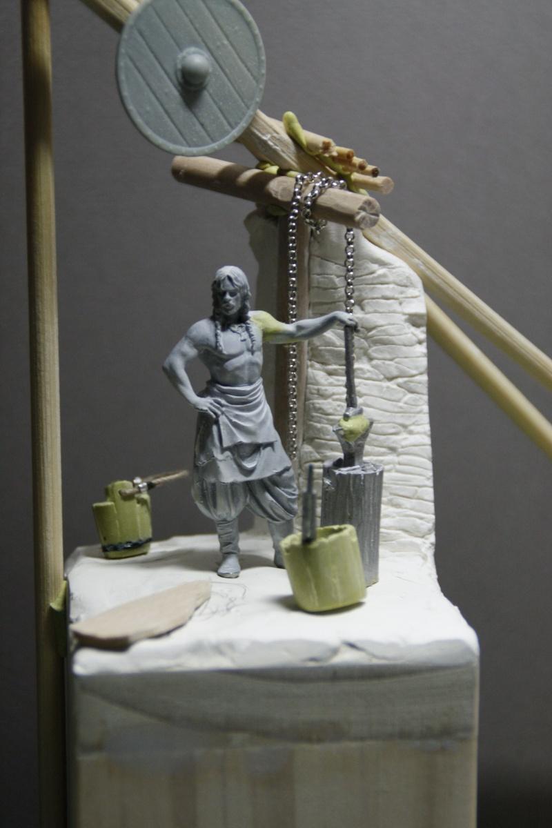 Andrea Miniatures-SV03-Norse Blacksmith par pisco - FIN ... et en  3D !! _mg_0510
