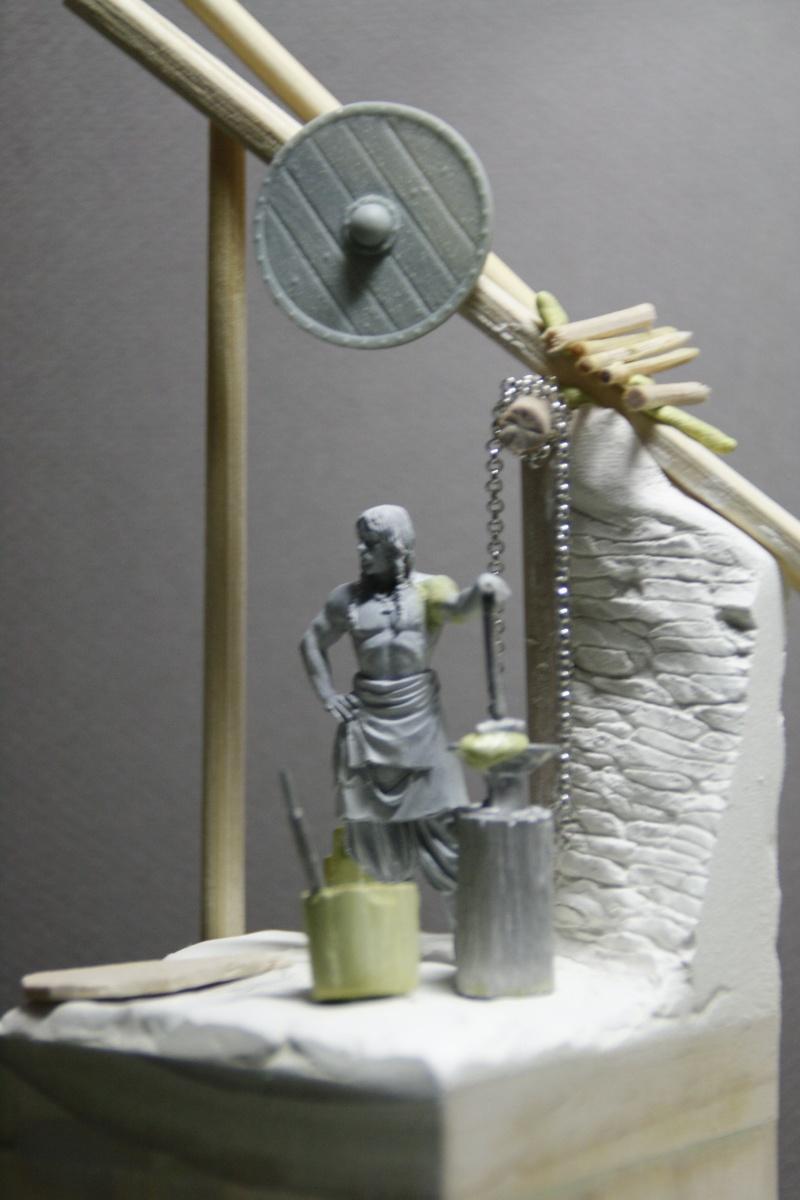 Andrea Miniatures-SV03-Norse Blacksmith par pisco - FIN ... et en  3D !! _mg_0511