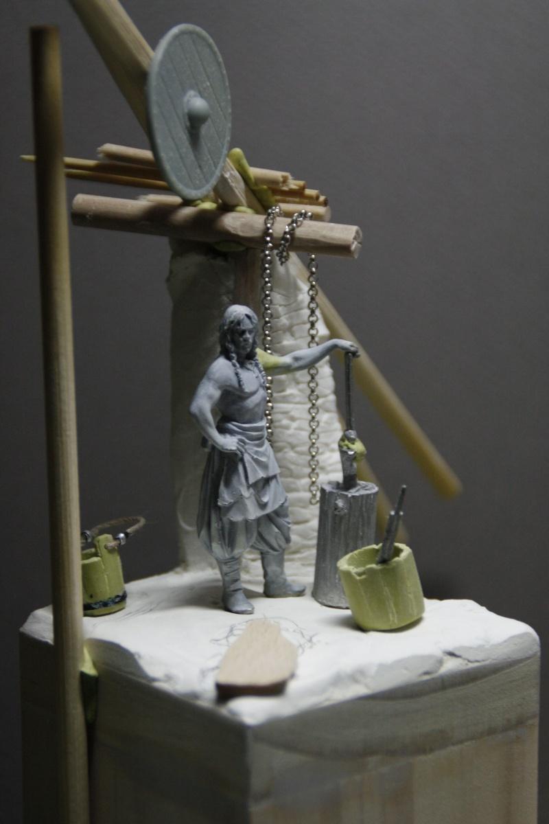 Andrea Miniatures-SV03-Norse Blacksmith par pisco - FIN ... et en  3D !! _mg_0512