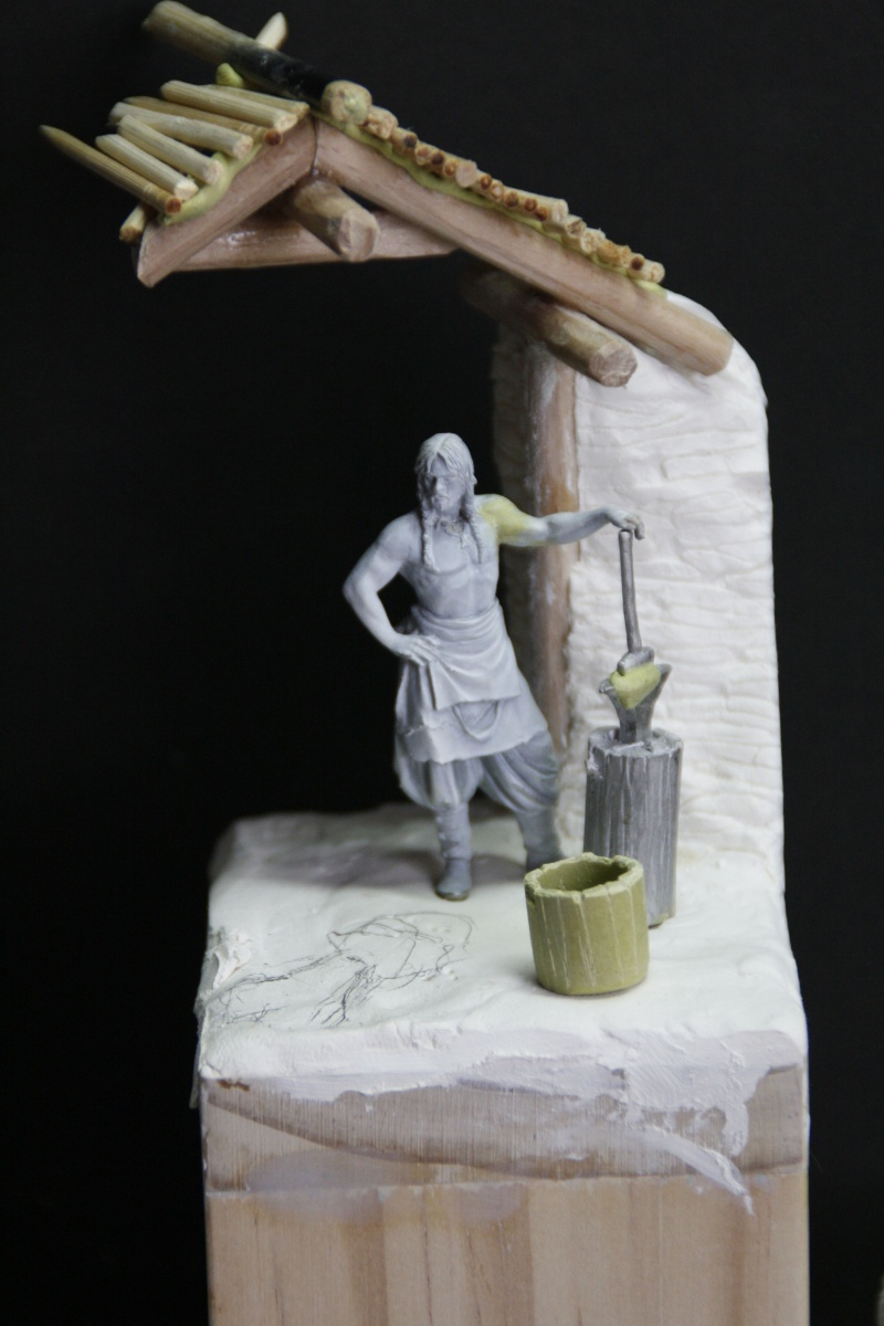 Andrea Miniatures-SV03-Norse Blacksmith par pisco - FIN ... et en  3D !! _mg_0514
