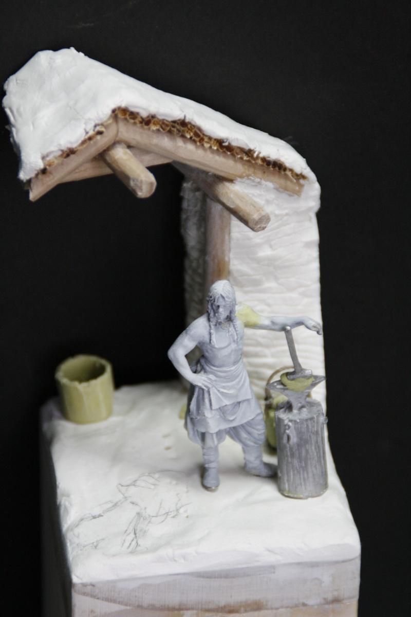 Andrea Miniatures-SV03-Norse Blacksmith par pisco - FIN ... et en  3D !! - Page 2 _mg_0610