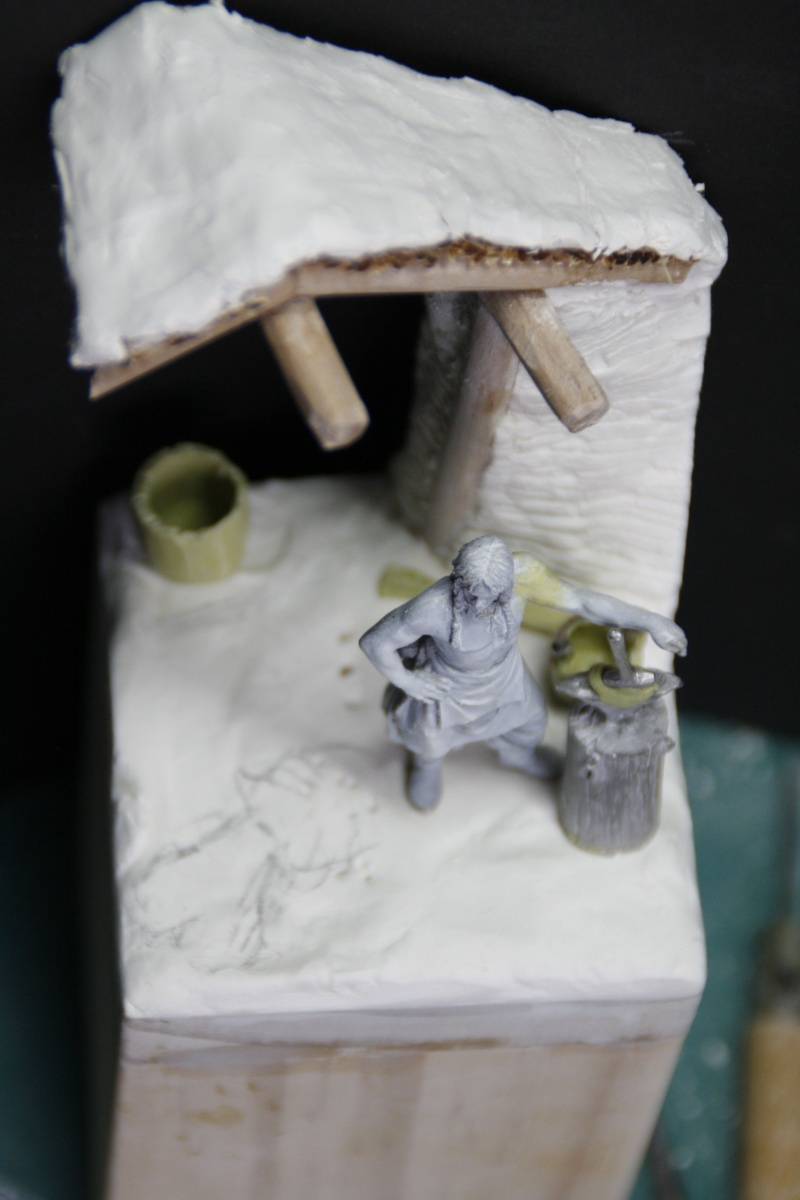 Andrea Miniatures-SV03-Norse Blacksmith par pisco - FIN ... et en  3D !! - Page 2 _mg_0611