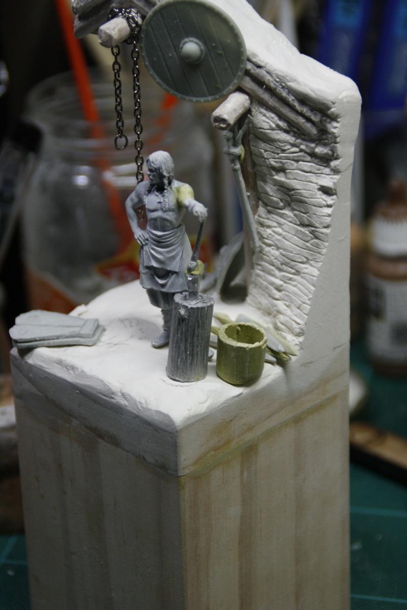 Andrea Miniatures-SV03-Norse Blacksmith par pisco - FIN ... et en  3D !! - Page 2 _mg_0613
