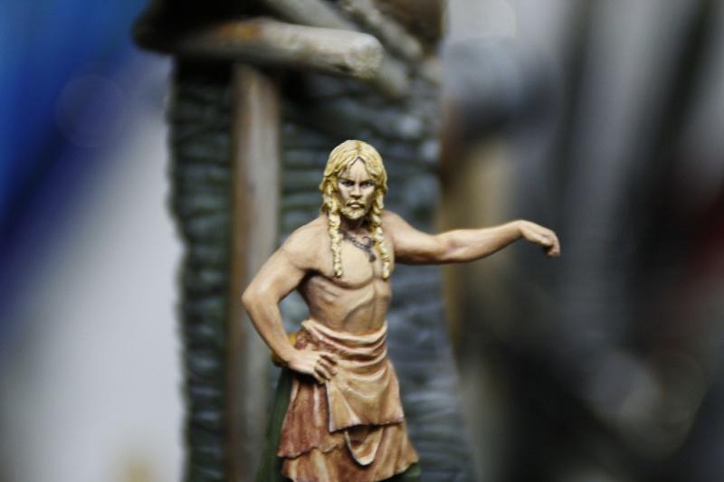 Andrea Miniatures-SV03-Norse Blacksmith par pisco - FIN ... et en  3D !! - Page 2 _mg_0615