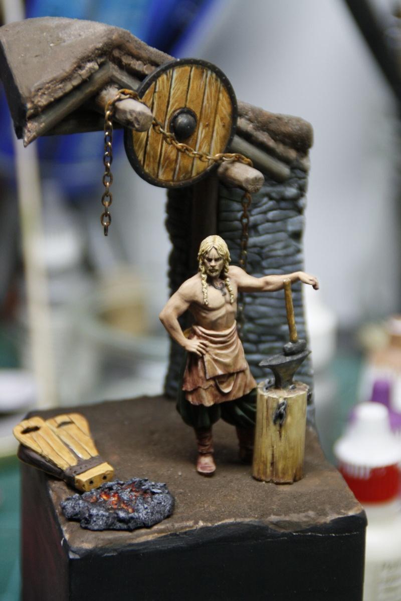 Andrea Miniatures-SV03-Norse Blacksmith par pisco - FIN ... et en  3D !! - Page 3 _mg_0620