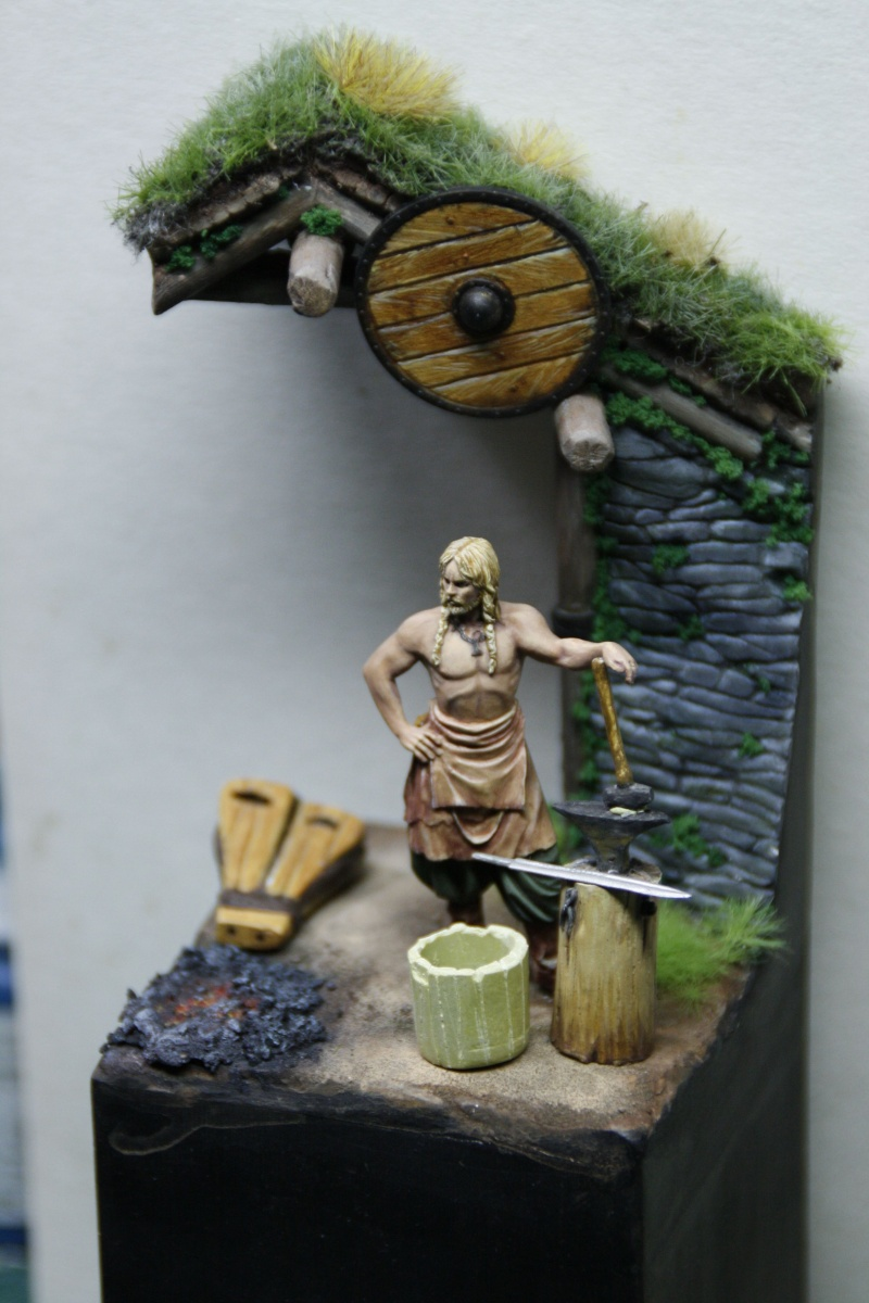 Andrea Miniatures-SV03-Norse Blacksmith par pisco - FIN ... et en  3D !! - Page 3 _mg_0712