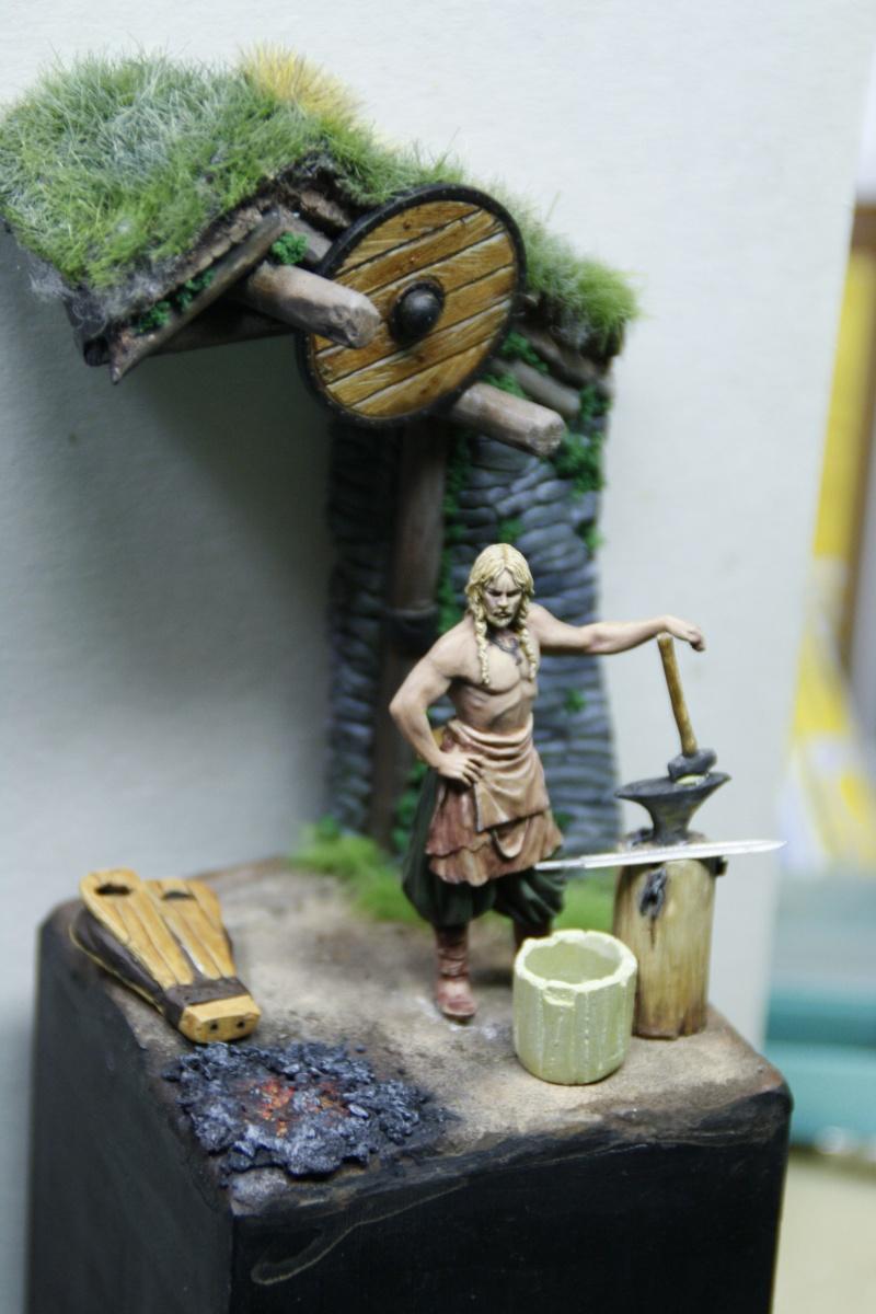 Andrea Miniatures-SV03-Norse Blacksmith par pisco - FIN ... et en  3D !! - Page 3 _mg_0713