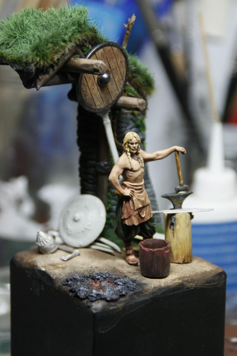 Andrea Miniatures-SV03-Norse Blacksmith par pisco - FIN ... et en  3D !! - Page 3 _mg_0715