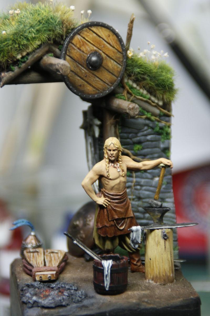 Andrea Miniatures-SV03-Norse Blacksmith par pisco - FIN ... et en  3D !! - Page 3 _mg_0716