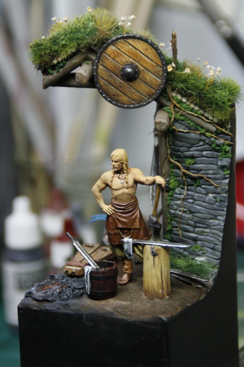 Andrea Miniatures-SV03-Norse Blacksmith par pisco - FIN ... et en  3D !! - Page 3 _mg_0717